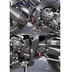 Commande reculées LSL 2Slide pour Yamaha FZ8 (06-16) et FZ1 (06-16)