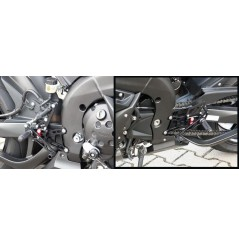 Commande reculées LSL 2Slide Yamaha YZF-R1 (04-06)