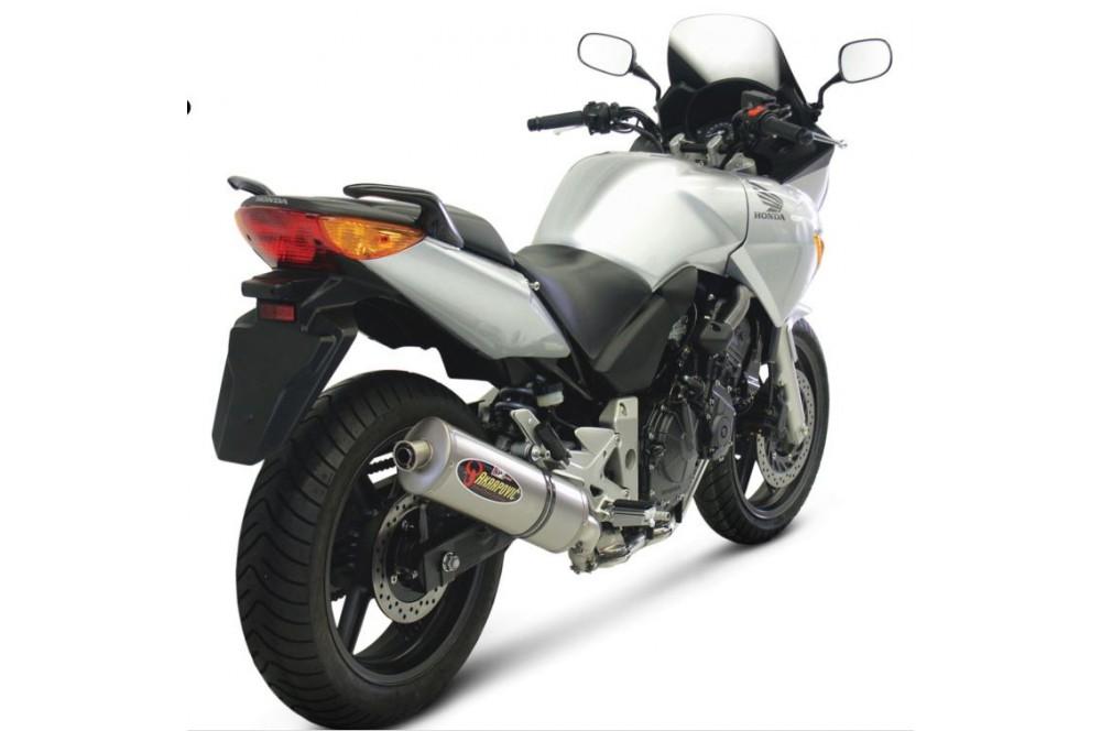 Silencieux Titane Akrapovic Homologué Honda CBF 600 04/07