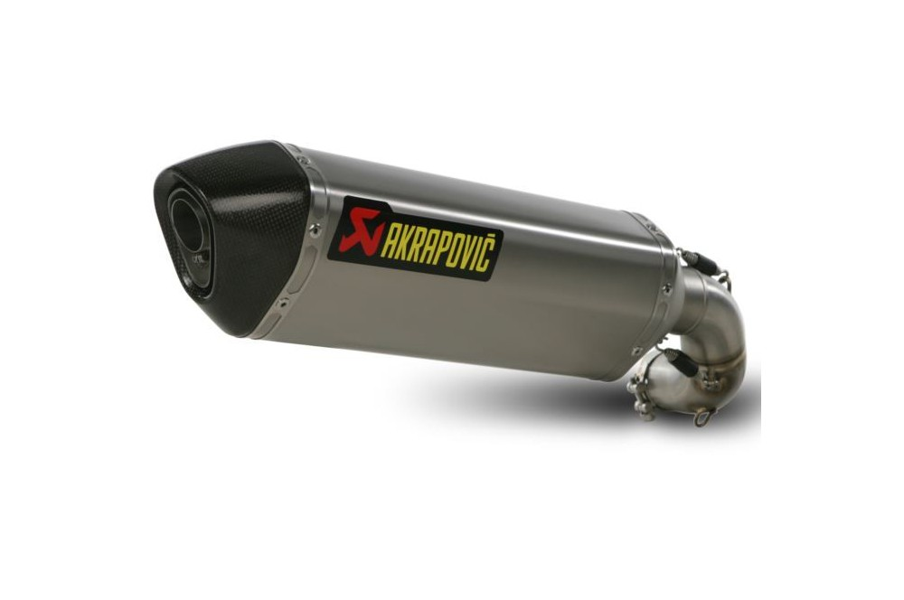 Silencieux Akrapovic Homologué Honda CB 1000 R 08/13