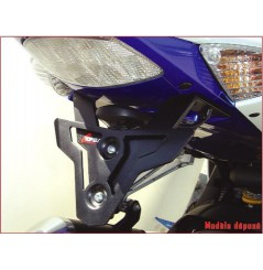 Support de plaque Top Block pour Suzuki GSXR 1000 (07-08)