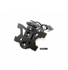 Support de plaque Top Block pour Yamaha FZ8 (10-15)