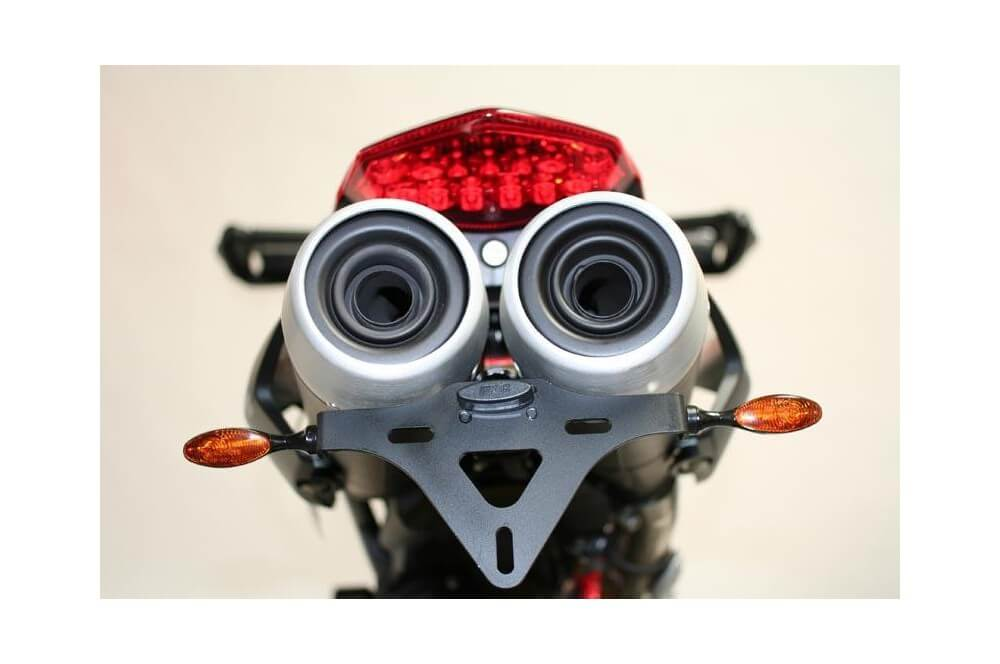 Support de plaque R&G Ducati HYPERMOTARD 796 1100