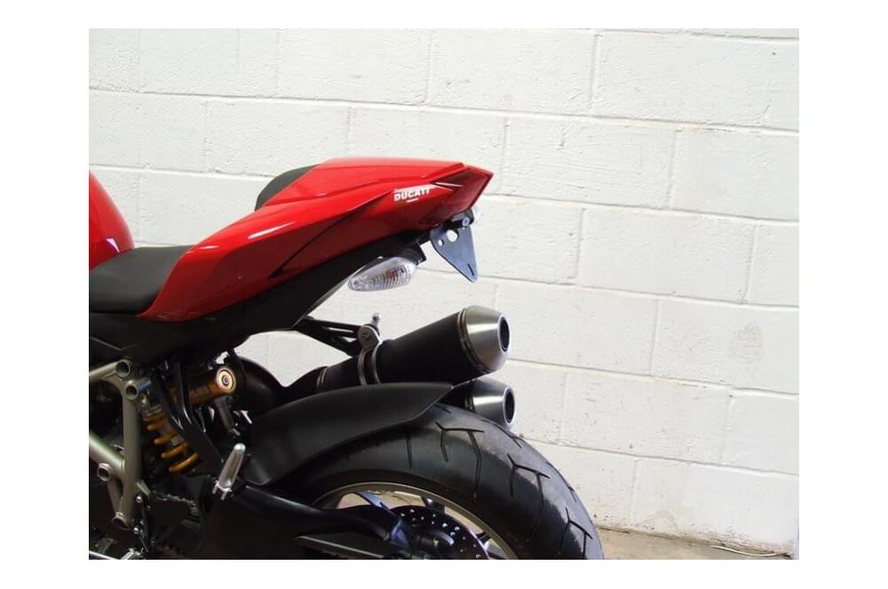 Support de plaque R&G Ducati 1098 Streetfighter