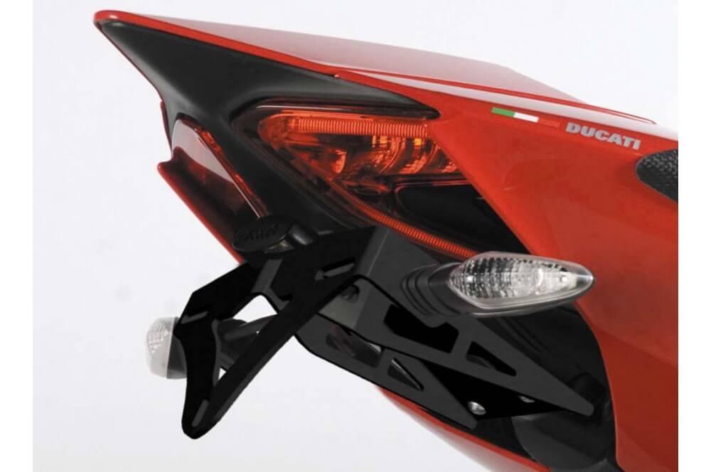 Support de plaque R&G Ducati 1199 Panigale