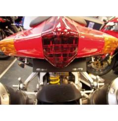 Support de plaque Moto R&G Pour Aprilia RSV 1000 (04-09) et Tuono 1000 (06-09)