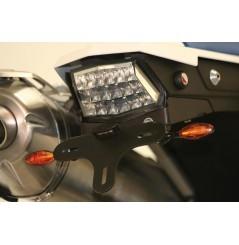 Support de plaque Moto R&G Pour Bmw G650 (06-14)