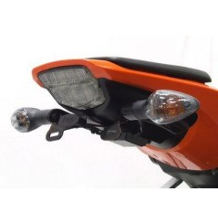 Support de plaque Moto R&G pour Honda CBR1000RR (10-11)