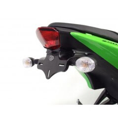 Support de plaque Moto R&G pour Kawasaki ZX250-R Ninja (07-12)