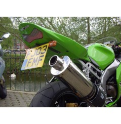 Support de plaque Moto R&G pour ZX6R (03-04) Z750 (03-06) Z1000 (03-06)
