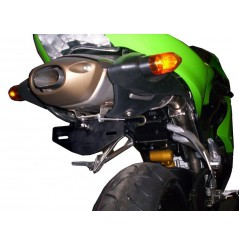 Support de plaque Moto R&G Kawasaki ZX6R Ninja (05-06)