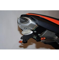Support de plaque Moto R&G pour Kawasaki ZX6R Ninja 07-08