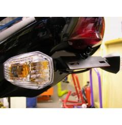 Support de plaque Moto R&G pour Kawasaki ER6 06-08