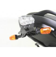 Support de plaque Moto R&G pour Kawasaki 650 Versys (06-08)