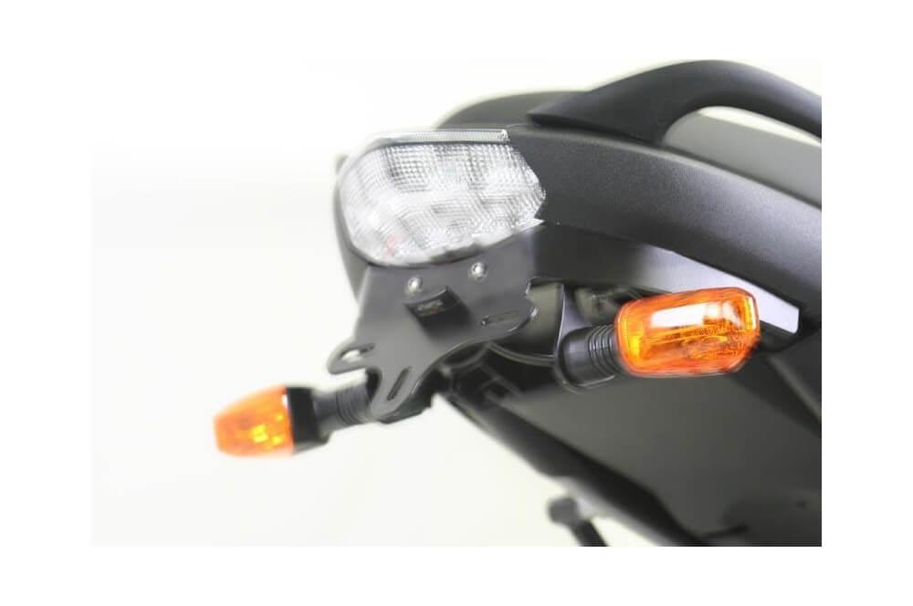 Support de plaque R&G Kawasaki KLE 650 Versys