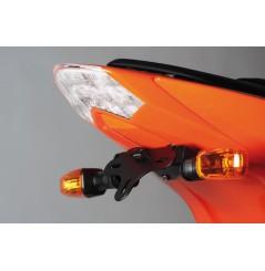 Support de plaque Moto R&G pour Kawasaki Z 700 (07-12) et Z 1000 (07-09)