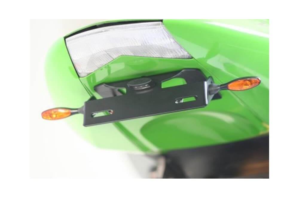 Support de plaque R&G Kawasaki ZX 10 R 04/05