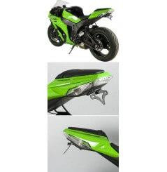 Support de plaque Moto R&G pour Kawasaki ZX 10 R (11-15)