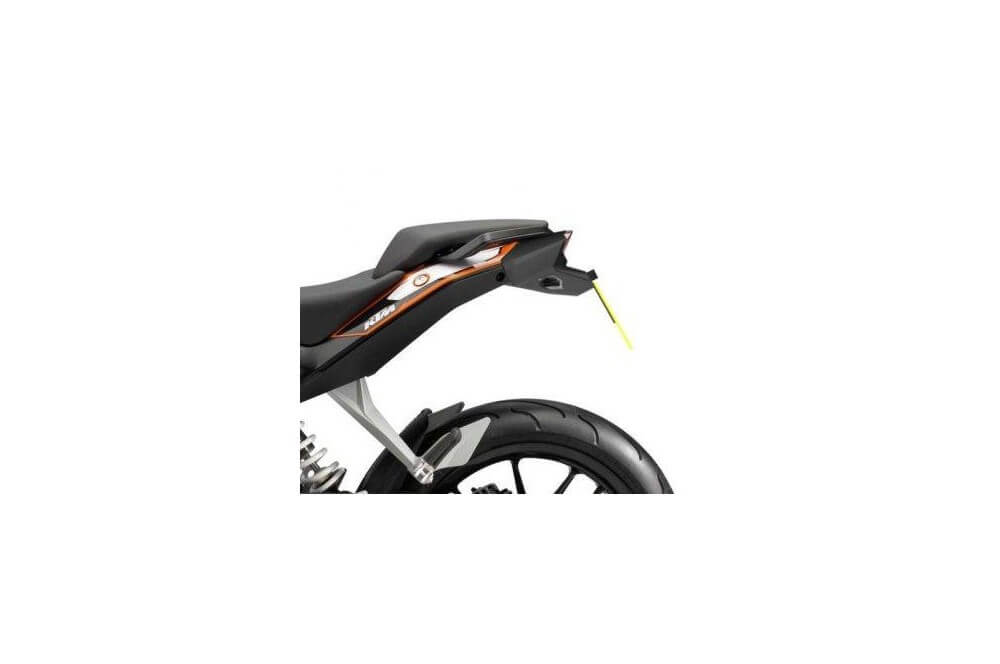 Support de plaque R&G Ktm Duke 125 200 390