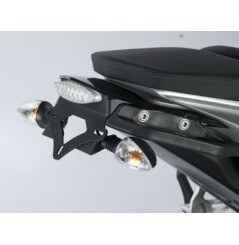Support de plaque Moto R&G KTM 690 Duke et R (12-16)