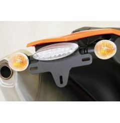 Support de plaque Moto R&G Ktm 690 SMC (08-16)
