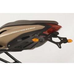 Support de plaque Moto R&G MV Agusta Brutale 675 (12-16), 800 (13-16) et Brutale Dragster 800 et RR (15-16)