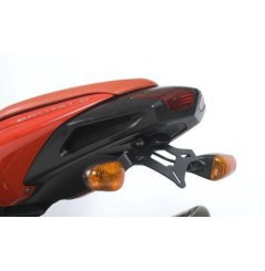 Support de plaque Moto R&G MV Agusta Brutale 910 et 1090 (05-12)