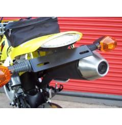 Support de plaque Moto R&G pour Suzuki DRZ 400 00-04