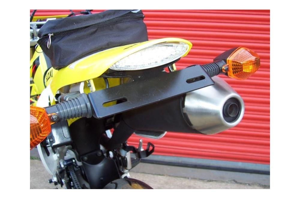 Support de plaque R&G Suzuki DRZ 400