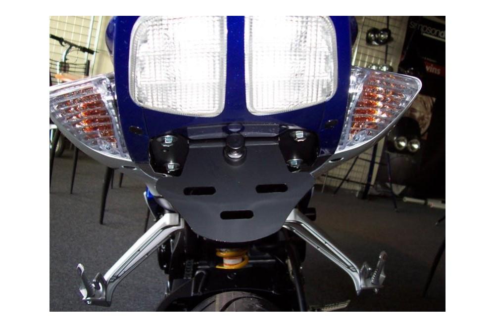 Support de plaque R&G Suzuki GSXR 600 750 06/07