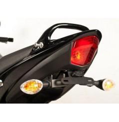 Support de plaque Moto R&G pour Suzuki 650 Bandit (10-16)