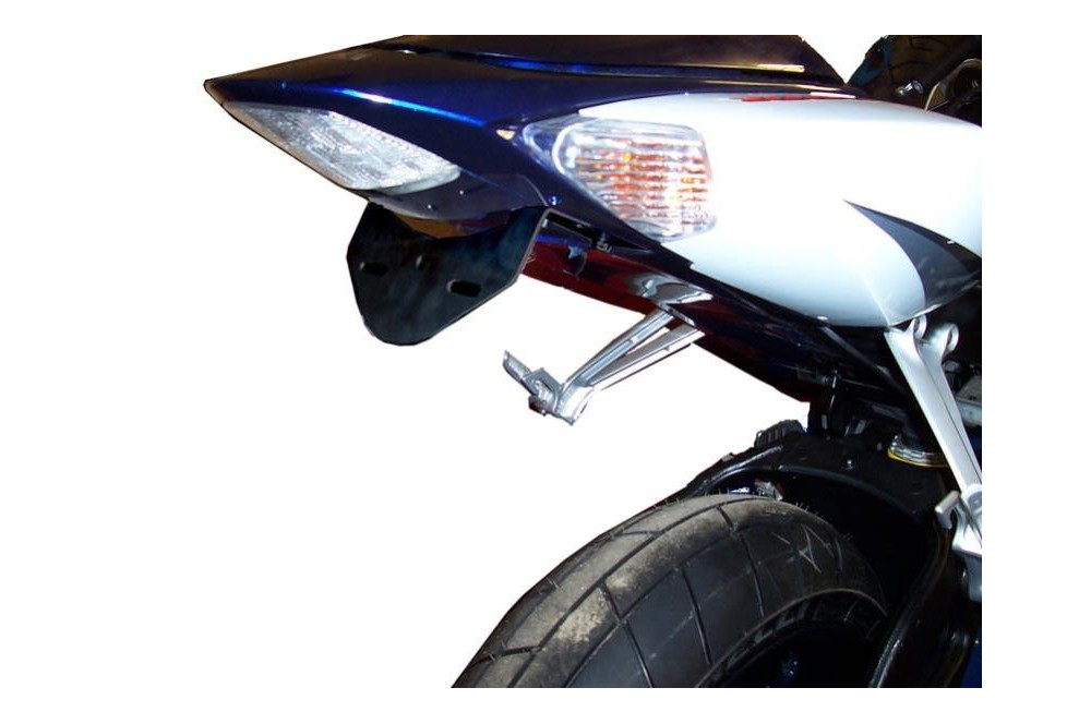 Support de plaque R&G Suzuki GSXR 1000 05/06