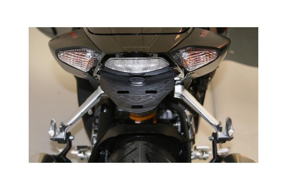 Support de plaque R&G Suzuki GSXR 1000 07/08