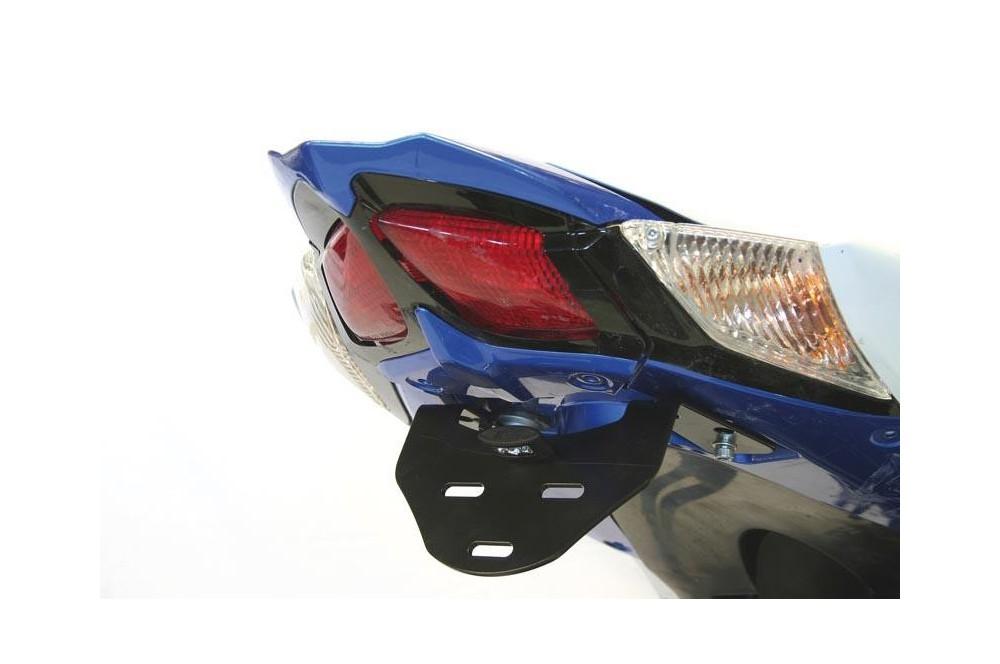 Support de plaque R&G Suzuki GSXR 1000 09/13