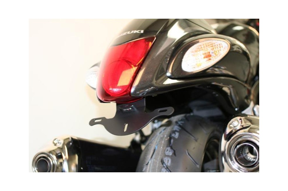 Support de plaque R&G Suzuki GSXR 1340 Hayabusa