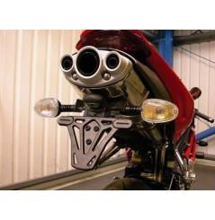Support de plaque Moto R&G Triumph 675 Daytona (06-12)