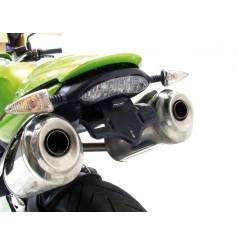 Support de plaque Moto R&G pour Triumph 1050 Speed Triple (08-10)