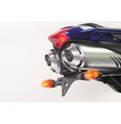 Support de plaque Moto R&G pour Yamaha FZ6 600 Fazer (04-13)