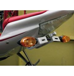 Support de plaque Moto R&G pour Yamaha YZF R6 (06-16)