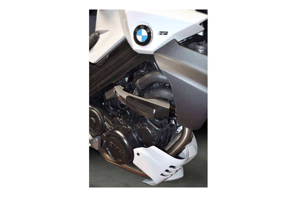 KIT PATINS TOP BLOCK BMW F800R 09/13, F800S 06/09