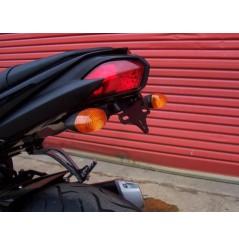 Support de plaque Moto R&G pour Yamaha FZ8 (10-16) et FZ1 (06-16))
