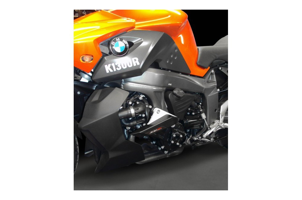 KIT PATINS TOP BLOCK BMW K1200R et K1300R de 2006 a 2013