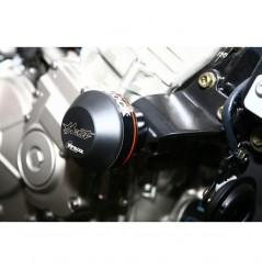 Kit Roulettes Top Block pour Honda CBF600 (04-07)