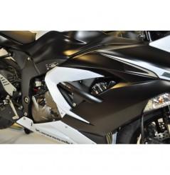 Kit Patins Top Block pour Kawasaki ZX6R 636 (13-17)