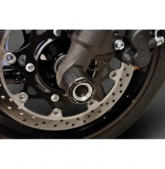 Kit Roulettes de Roue Avant TOP BLOCK Suzuki GSR 750 de 2011 a 2016