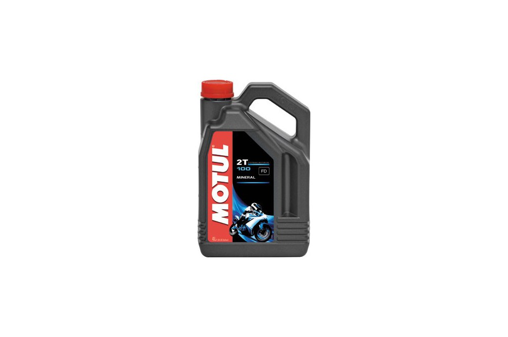 huile motul 100 motomix 2t 4 litres moto et scooter street moto piece. Black Bedroom Furniture Sets. Home Design Ideas