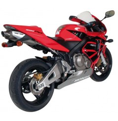 Silencieux Scorpion Stealth Inox Honda CBR600RR (03-04)