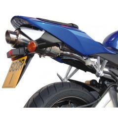 Silencieux Scorpion Stealth Inox Honda CBR600RR (05-06)