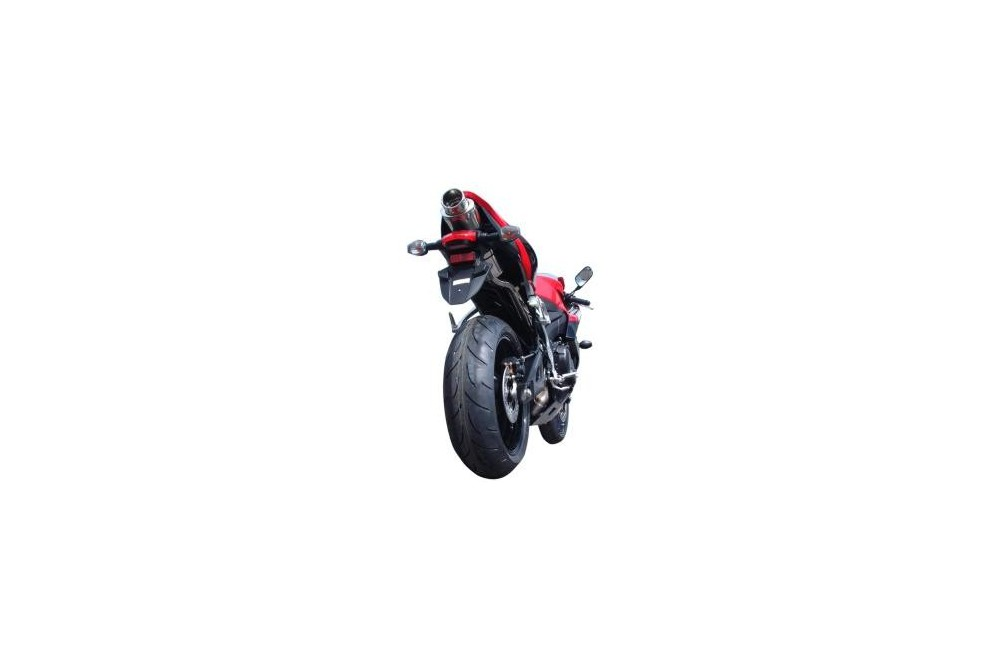 Silencieux Scorpion Stealth Inox Honda CBR 600 RR 07/08