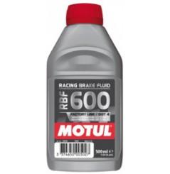 Liquide de frein Motul RBF600 Factory Line pour Moto